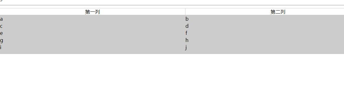 一个数组分两列展示出来应该怎么写?