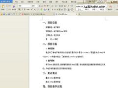 在WPS文档中创建统一目录格式的方法步骤