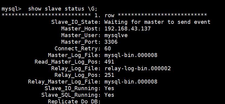 mysql+Amoeba主从复制读写分离方案配置教程